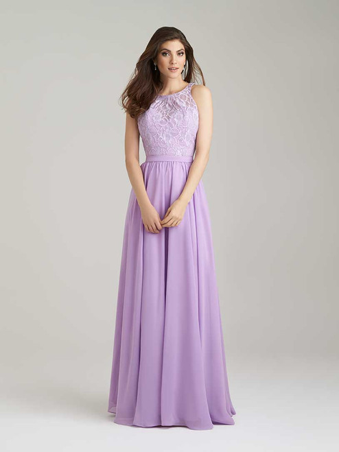 Allure Bridals Bridesmaid Dress Style 1465