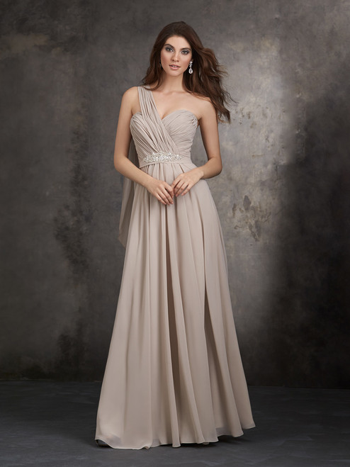 Allure Bridals Bridesmaid Dress Style 1407