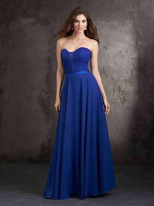 Allure Bridals Bridesmaid Dress Style 1425