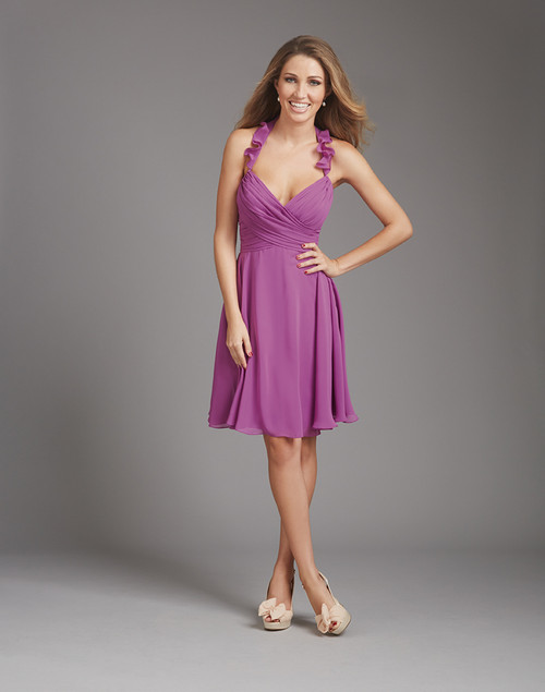Allure Bridals Bridesmaid Dress Style 1363