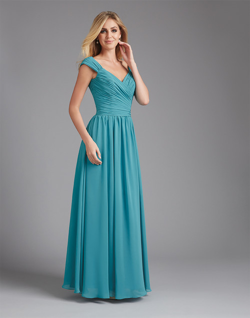 Allure Bridals Bridesmaid Dress Style 1374