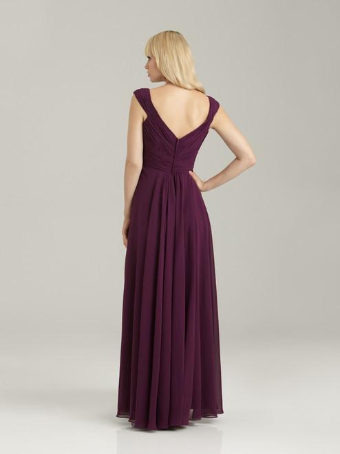 Allure Bridals Bridesmaid Dress Style 1334