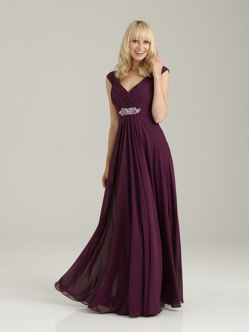 Allure Bridals Bridesmaid Dress Style 1334
