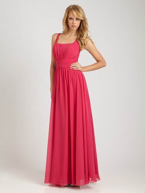 Allure Bridals Bridesmaid Dress Style 1257