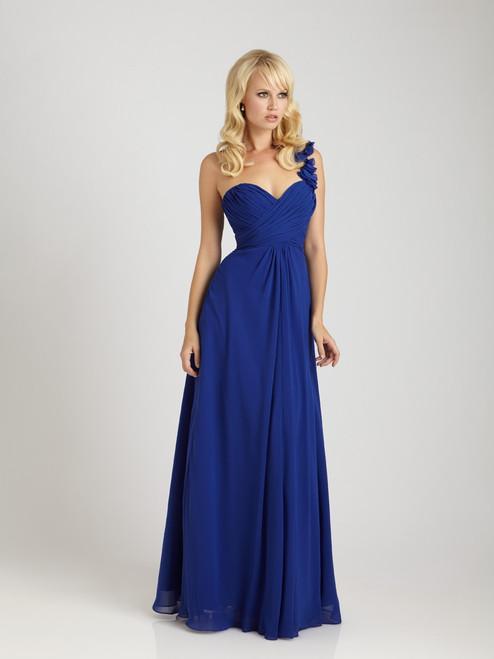 Allure Bridals Bridesmaid Dress Style 1267