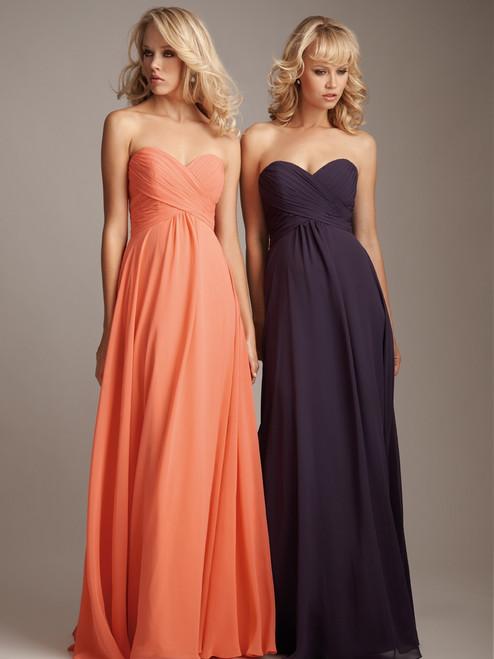 Allure Bridals Bridesmaid Dress Style 1221