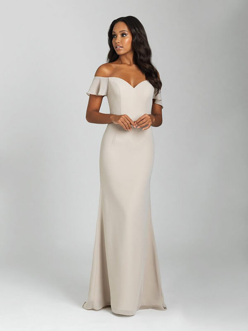 Allure Bridals Bridesmaid Dress Style 1654