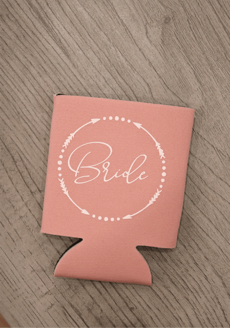 1 Bride Coozie only