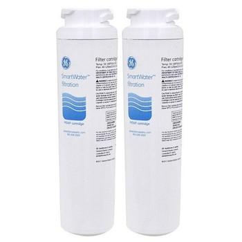 2 Pack GE MSWF SmartWater Refrigerator Water Filter