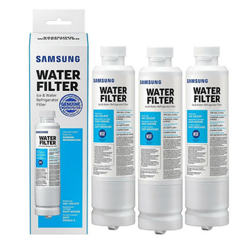 3 Pack DA29-00020B Samsung HAF-CIN/EXP Refrigerator Water Filter