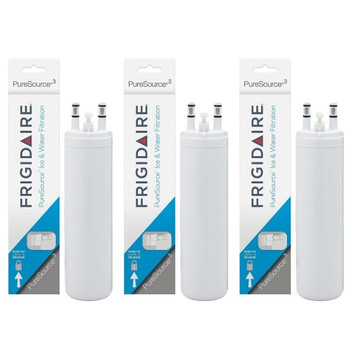 3 Pack WF3CB Frigidaire Puresource3 Refrigerator Water Filter 9 inch