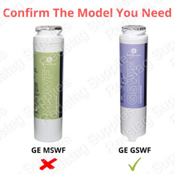 2 Pack GE GSWF SmartWater Filter Kenmore 46-9914