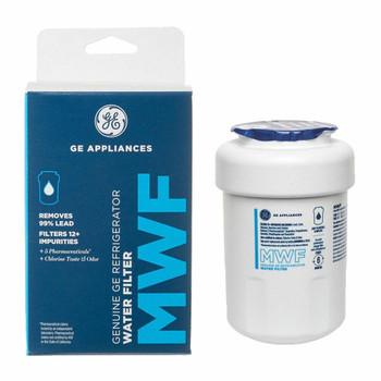 4 Pack GE MWF Smartwater Filter MWFP MWFA GWF Kenmore 46-9991 46-9996