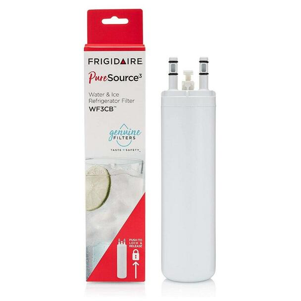 Frigidaire WF3CB Puresource3 Refrigerator Water Filter 9 inch