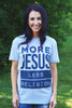MORE JESUS LESS RELIGION - SALE