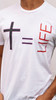 NEW! CROSS = LIFE - LONG SLEEVE