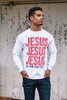 JESUS JESUS JESUS - PINK LS