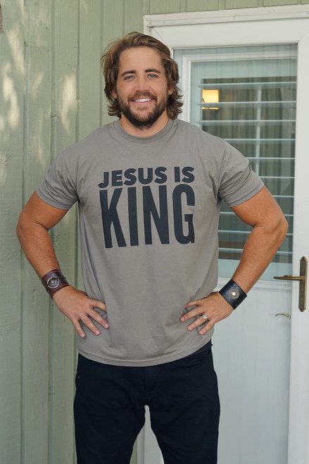 JESUS IS KING - SALE