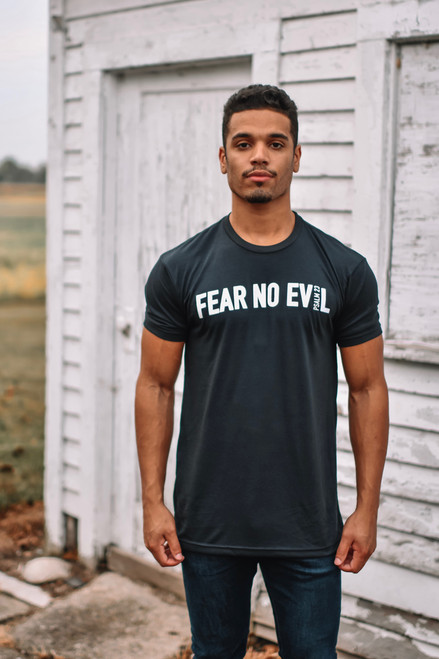 NEW! FEAR NO EVIL PSALM 23