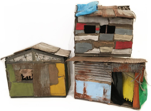Sherry Rusinack: Shacks
