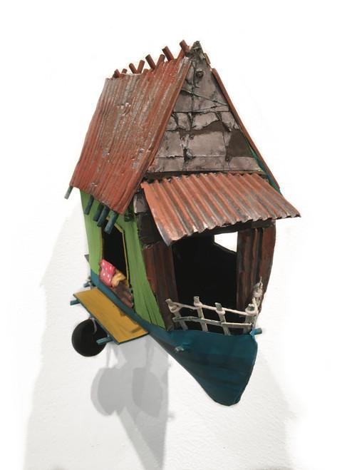 Sherry Rusinack: Aqua Lodge