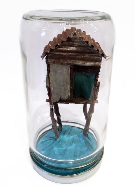 Sherry Rusinack: Water World no. 3 (jarred)