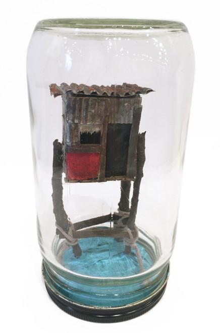 Sherry Rusinack: Water World no. 4 (jarred)