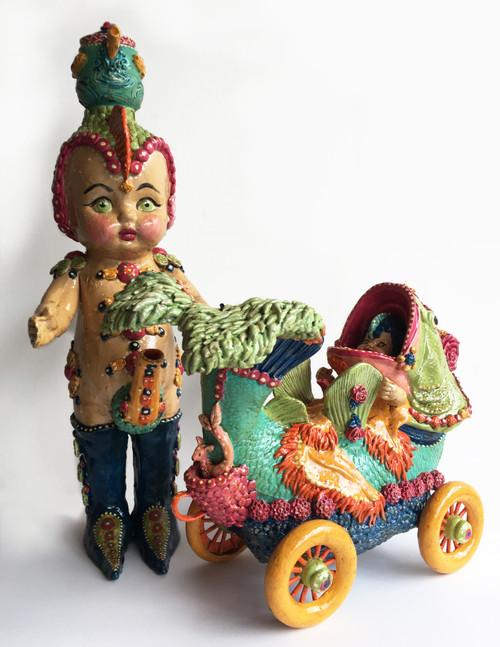 Renee Tay: Fish Carriage