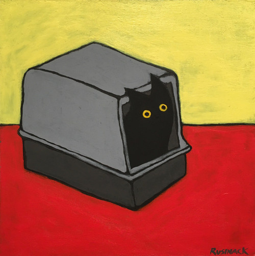 Sherry Rusinack: Tidy Cat