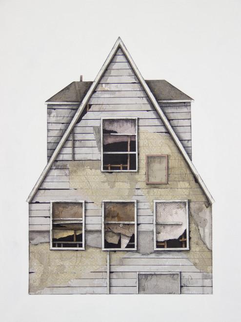 Seth Clark: House Portrait (honeycomb)