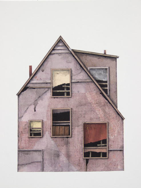 Seth Clark: House Portrait (dots)