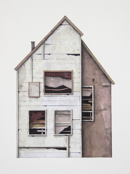 Seth Clark: House Portrait (split)