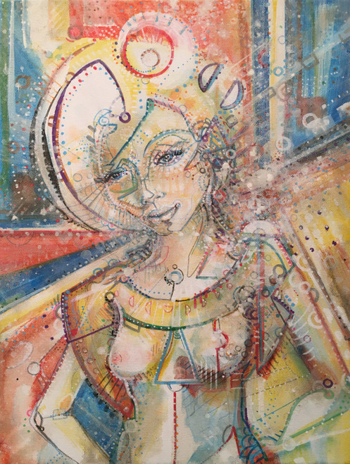 TK Mundok: Goddess of Comforting Assistance
