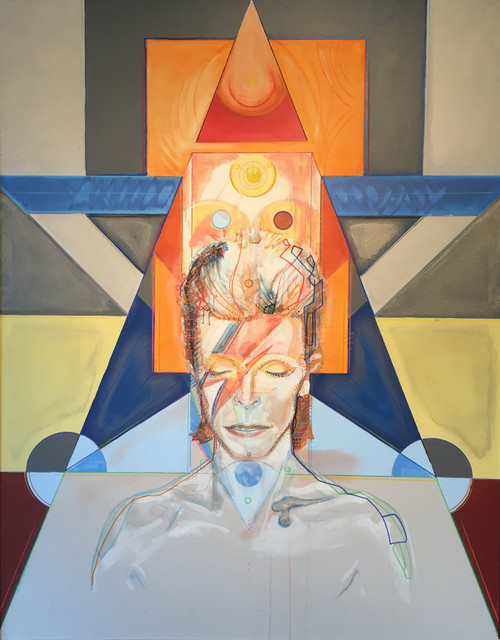 TK Mundok: Bowie, Higher Self
