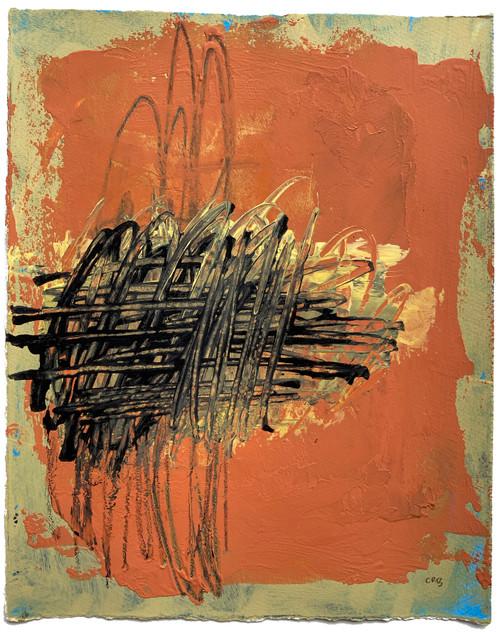 Carolyn Reed Barritt: Small Ink 121