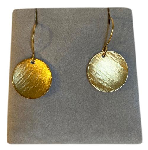 Celest Michelotti: Luna Primativo Earrings