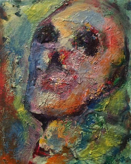Todd Pinkham: Candy Skull no. 2