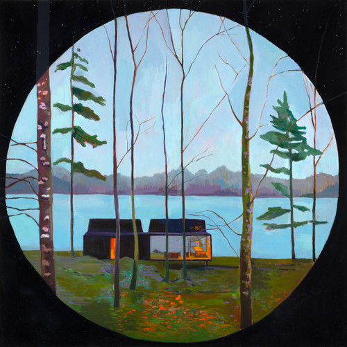Deirdre Murphy: Cabin by the Lake