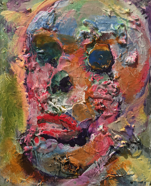 Todd Pinkham: Candy Skull no. 1