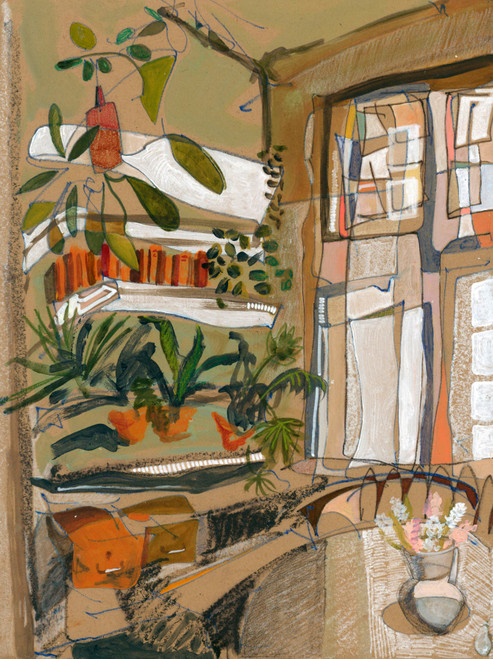 Erika Stearly: Theo's Home in Berlin no. 101