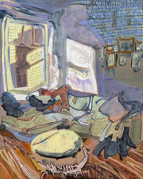 Erika Stearly: Dani's Home in Hamburg no. 03