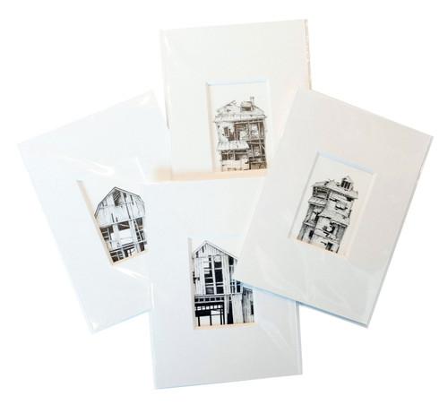 Seth Clark: Mini Drawing Series