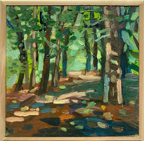 Heather Kanazawa: Forest Study