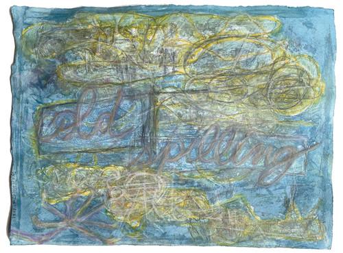 Daria Sandburg: Cold Spilling