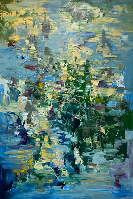 Heather Kanazawa: Water Reflections