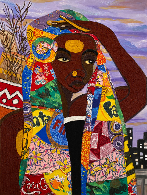 Nzuji De Magalhaes: Unraveling (the Woman)
