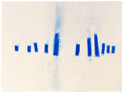 Christy Zucarelli: Blue Brick