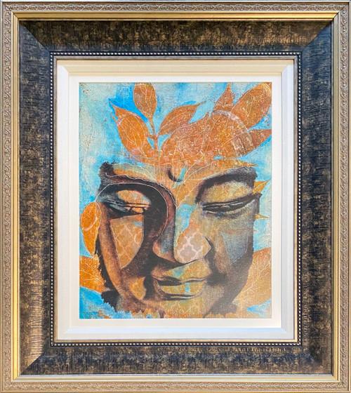 Mary Becker: Botanical Buddha: Angel Trumpet