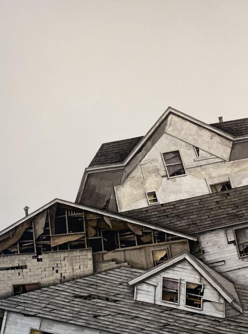Seth Clark: Rooftops II