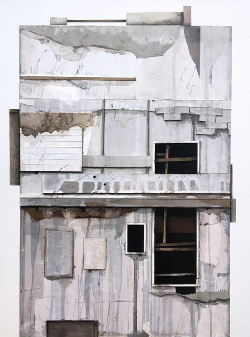 Seth Clark: Ghosts Study (gray)